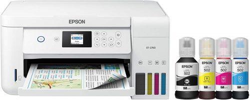 Epson EcoTank ET-2760 Wireless Printer | Wireless Printer