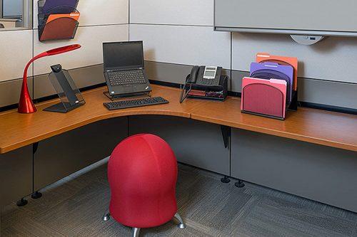 Material and Color | Desktop Shelf