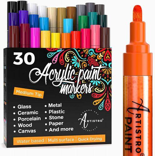Artistro Acrylic Paint Pens| Paint Markers