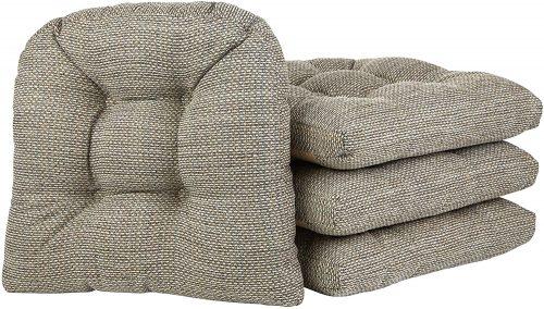 Klear Vu Tyson Gripper Chair Cushion | Chair Cushions