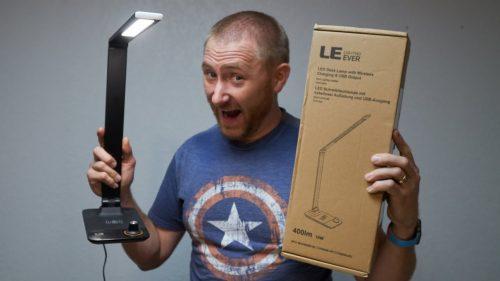 Is TaoTronics TT-DL13 Worth the Money? | Desk Lamp