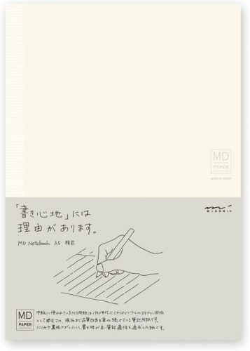 Midori MD Note Horizontal Ruled line| Office Notepads