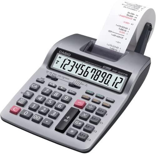 Casio HR-100TM | Office Calculators