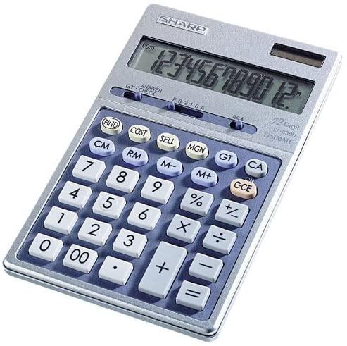 Sharp EL339HB | Office Calculators