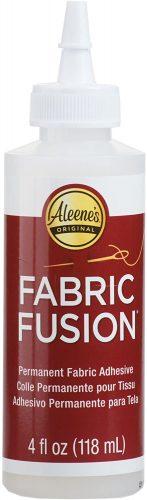 Aleene's 23473 Permanent Fabric Adhesive| Glue
