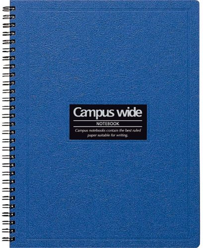Kokuyo Campus-Wide Twin Ring Notebook| Office Notepads