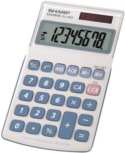 Sharp EL-240SAB | Office Calculators