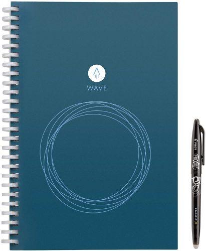 Rocketbook Wave Smart Notebook| Office Notepads