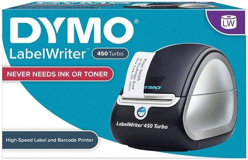 DYMO 450 Turbo Direct| Label Tape