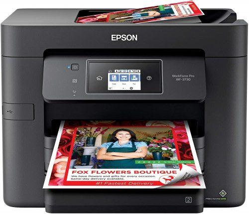 Epson WF-3730 Multipurpose with Duplex Printer| Fax Machine