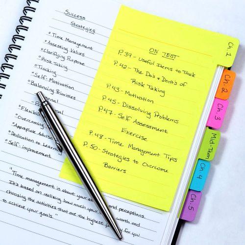 Redi-Tag Sticky Notes| Sticky Note