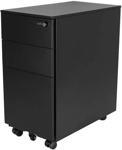 Wework Steel 3-Drawer | Office File Cabinet
