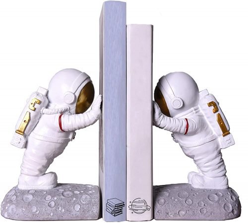 Joyvano Astronaut | Bookends