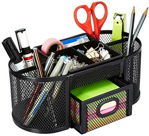 Amazon Basics Mesh | Desk Organizers