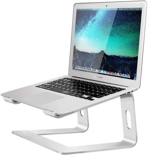 Soundance Aluminum Computer Riser| Office Laptop Stands