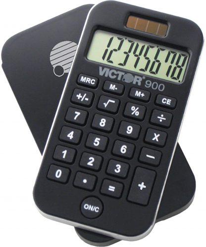 Victor 900 Handheld Calculator| Mini Calculators