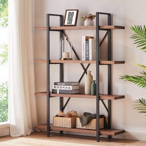 HSH Solid Wood Bookshelf| Office Bookcase