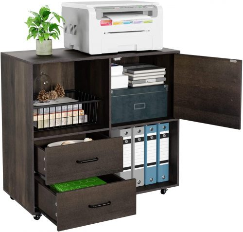 HOMECHO File Cabinet | Office File Cabinet