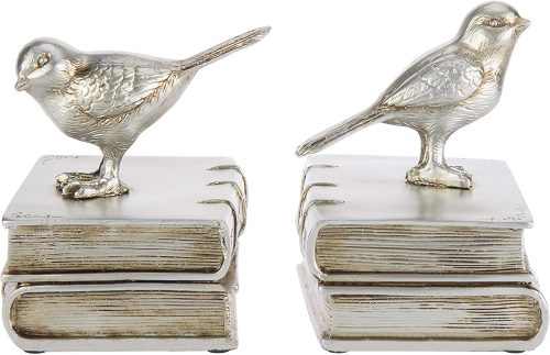 MyGift Vintage | Bookends